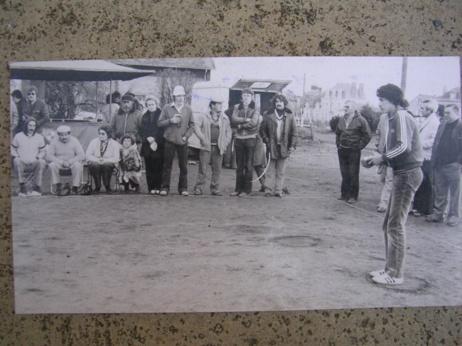 archives photos 1974 et années  suivantes