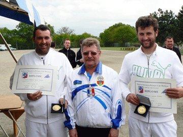 UPC Champions doublettes 2008