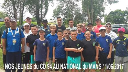 Nos Jeunes au Mans