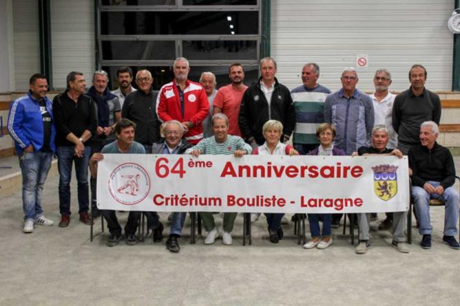 Débriefing 63 éme Criterium Bouliste