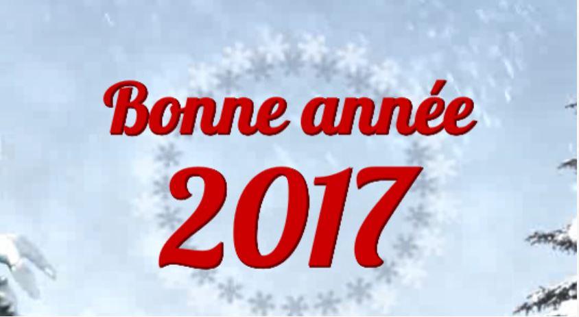 L'ACPN vous souhaite les meilleurs voeux pour 2017