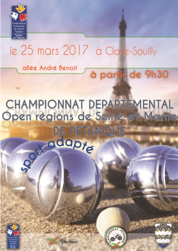 Foyer Art Et Vie Claye Souilly : Championnat