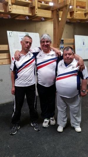 Nos champions de France FFSA 2014