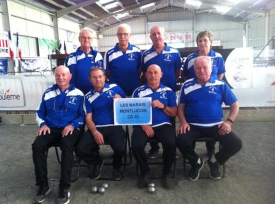 . Championnat National des Clubs à Saint-Yrieix