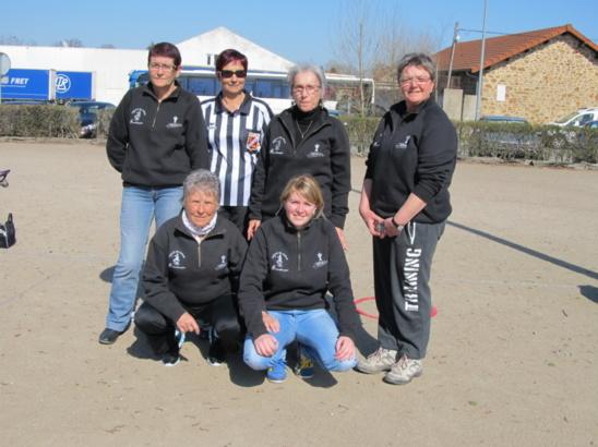 Championnat des Clubs - Elite Régionale Feminin