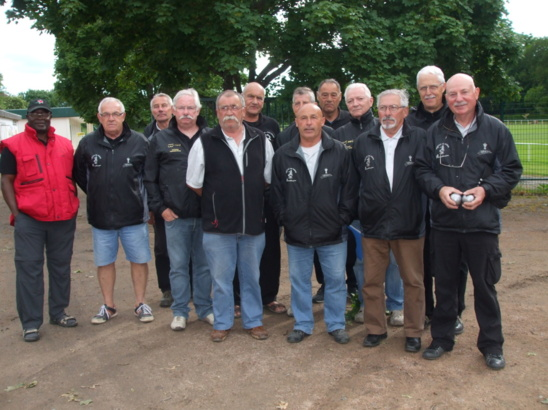 championnat des clubs veterans
