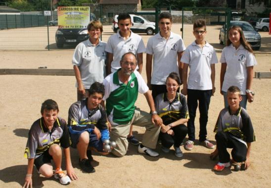 championnat des clubs jeunes