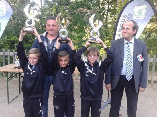 Championnat de ligue jeune