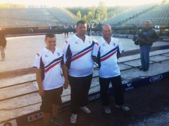 Championnat de France Triplette