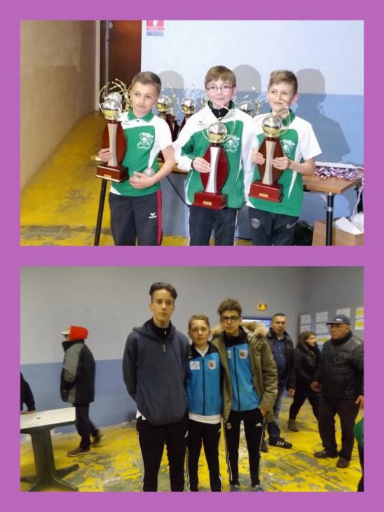 Championnat provençal et Jeunes