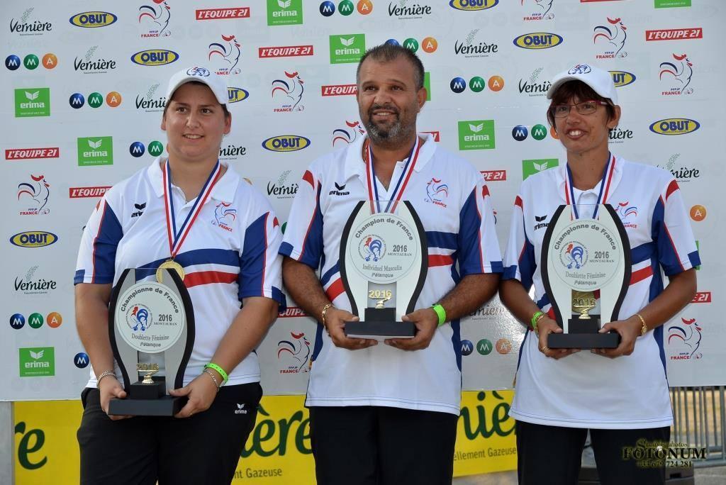 Championnat de France TaT et Doublette