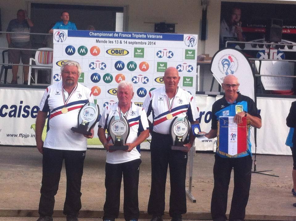 Championnat de France Veterans