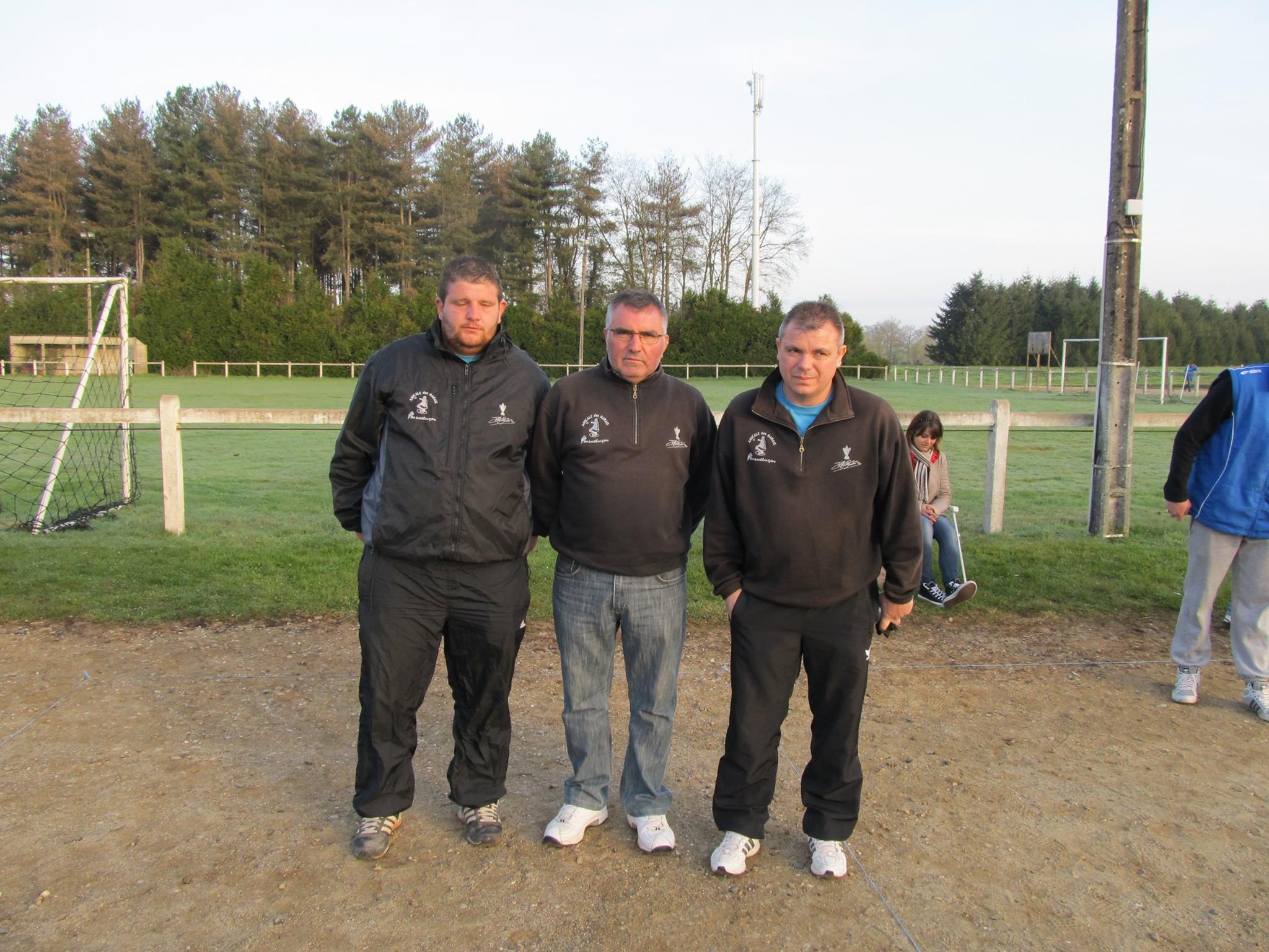 Championnat triplette