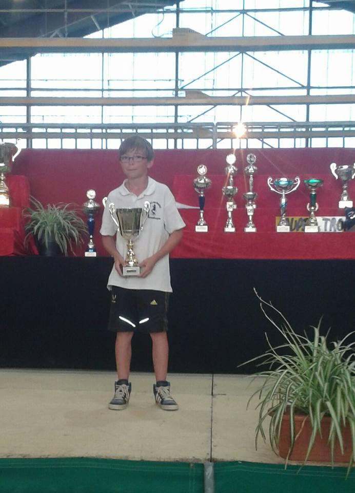 Championnat Ligue tête à tête jeune