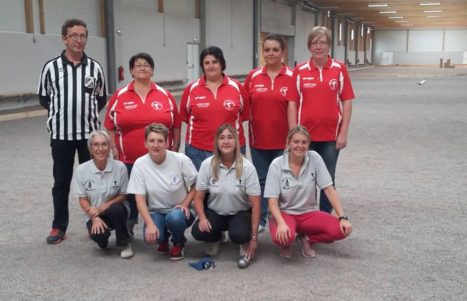 Championnat  des clubs regional  feminin