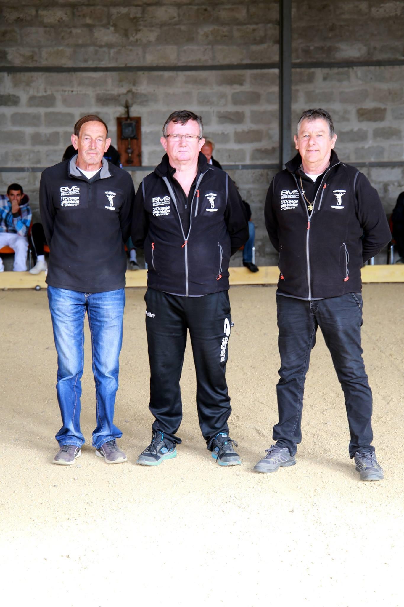 Championnat de Ligue Auvergne Vétéran