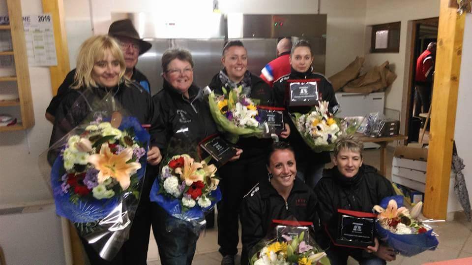 Championnat d 'Allier triplette sénior et féminin à Montmarault