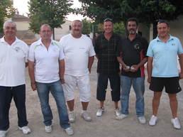 Concours des Présidents le 05 octobre 2010 à Vic La Gardiole