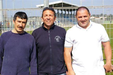 Championnat de Secteur à Poussan 2011