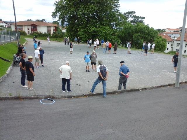 Concours anciens à Bidart le 28 juin 2017