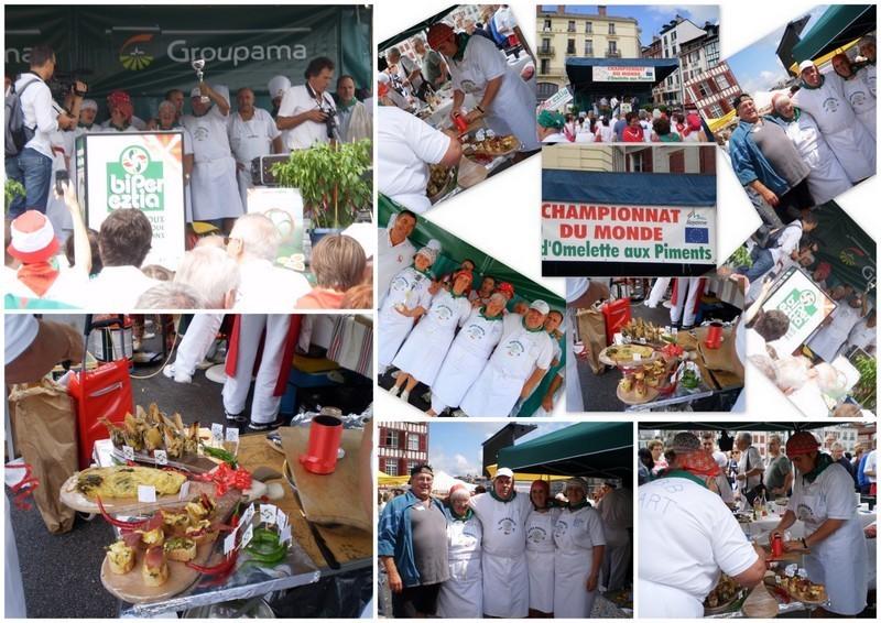 Championnat du monde d'Omelette aux piments en 2011