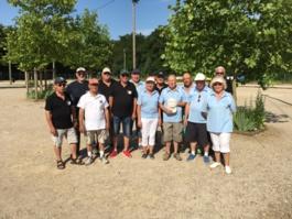 3 ème tour Vétérans du 14 juin 2017