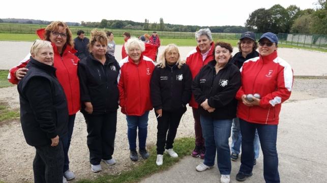 Championnat Départemental  Féminin des Clubs