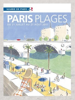 PARIS PLAGE 2011