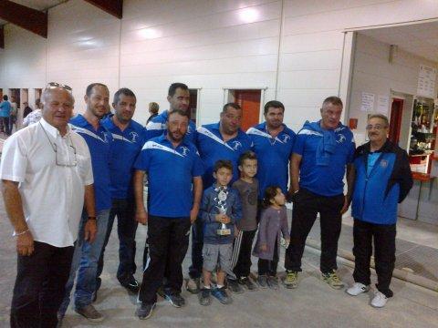 Championnat des Clubs de l'Hérault 2014