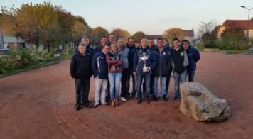 Sélectionnés au championnat de la Nièvre de Tir 2017