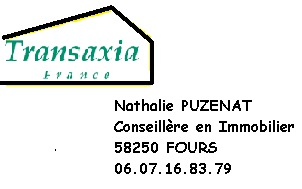 Agence Immobilière Transaxia à Fours