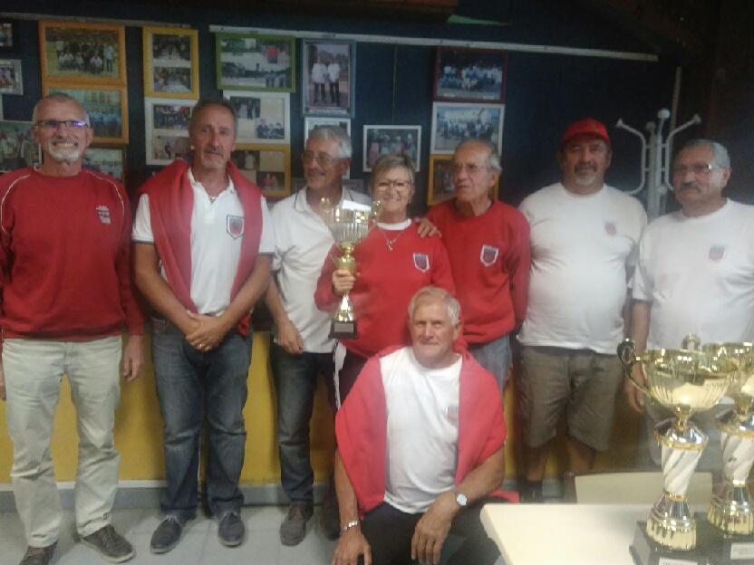 Nos champions 3ième division