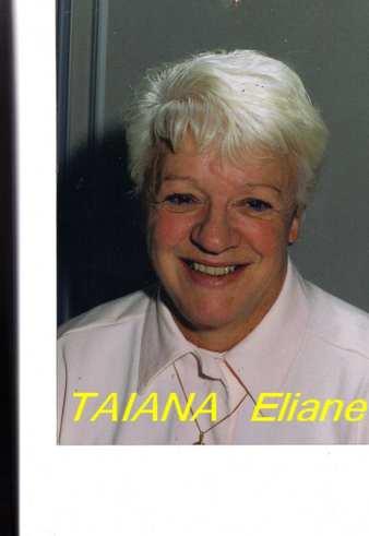 PORTRAIT: MADAME TAIANA Eliane