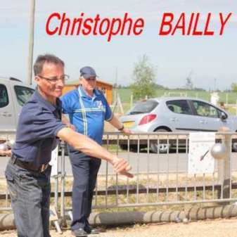 PORTRAIT: Christophe BAILLY