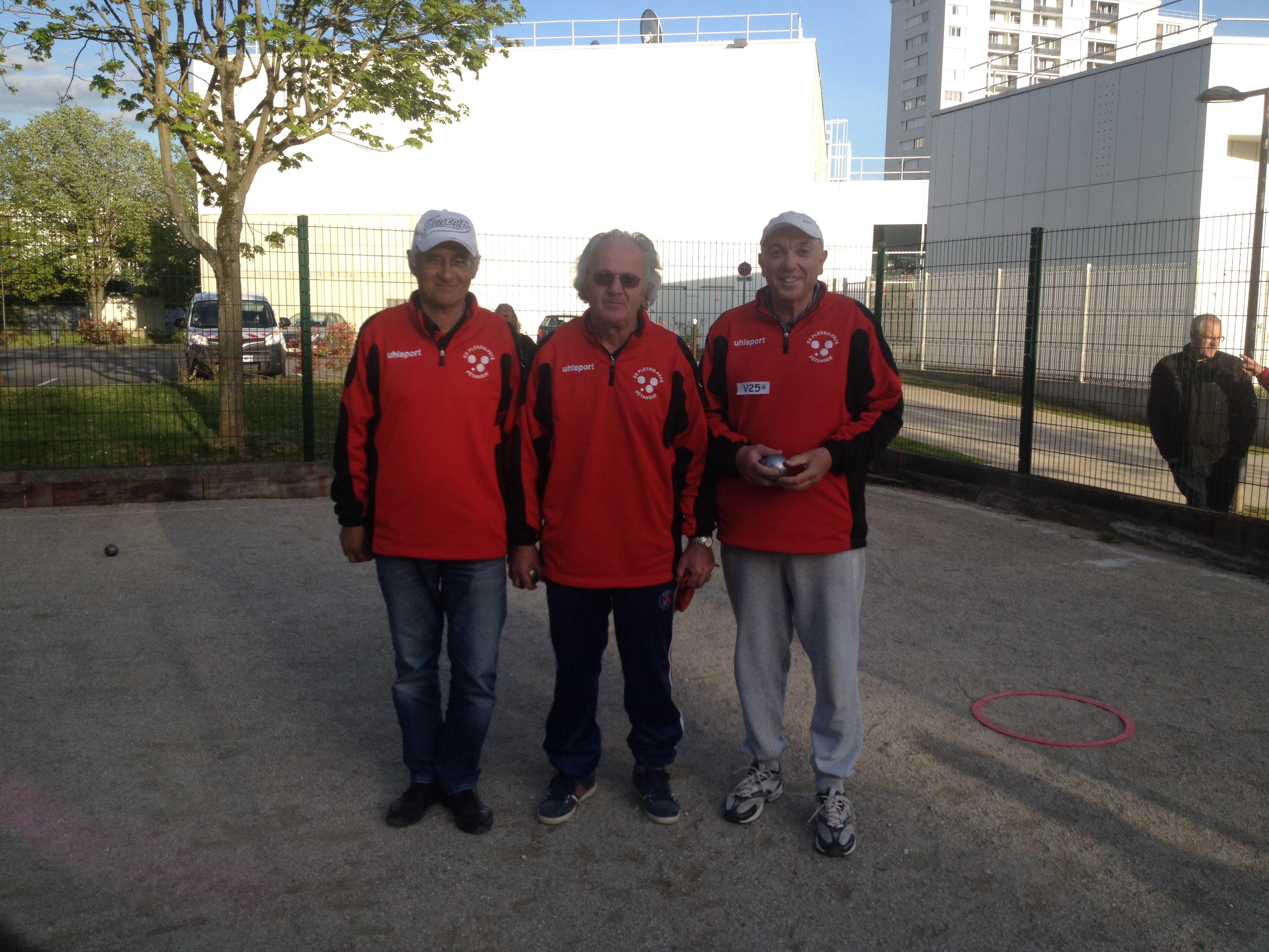 Champt  tri Veterans