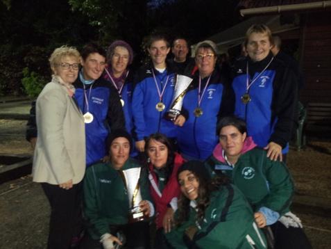 Championnat Départemental des Clubs Féminins