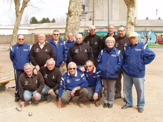 LES VETERANS S'IMPOSENT FACE AUX MARAIS(B)