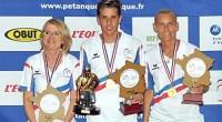 Championnat de France 2017 Doublettes Féminines les 08 & 09 Juillet à Carmaux (81)