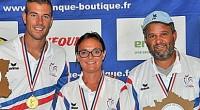 Championnat de France 2017  Individuel Féminin les 09 & 10 septembre à Soustons (40)