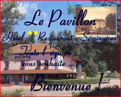 """Restaurant à Cours la ville """" LE PAVILLON """""""