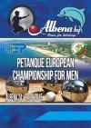 Championnats d'Europe seniors des 25 au 27 septembre à Albena en Bulgarie: