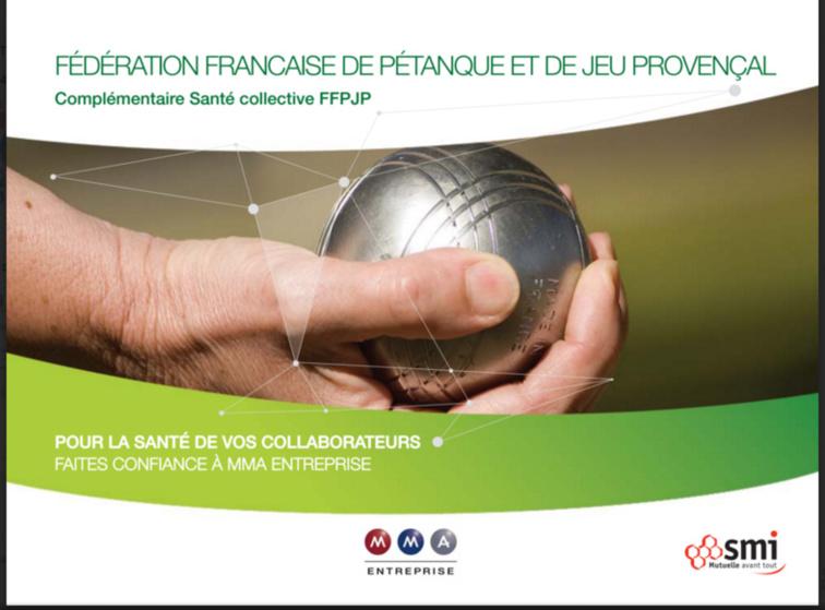 Documents de souscription CCN Sport - FFPJP