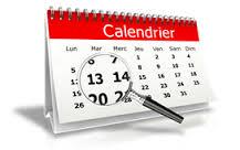 Calendrier 2016 du Rhône sur le site du comité ou dans les liens de votre site à gauche