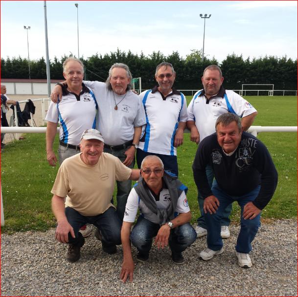 3ème journée des phases de poule des championnats des clubs vétérans 2016