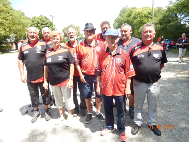 championnat des clubs veteran
