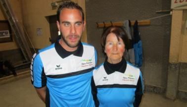 Mickael et Eliane champions 2016