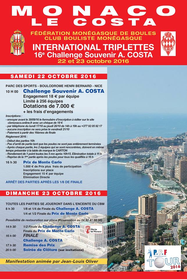 INFORMATION CONCOURS