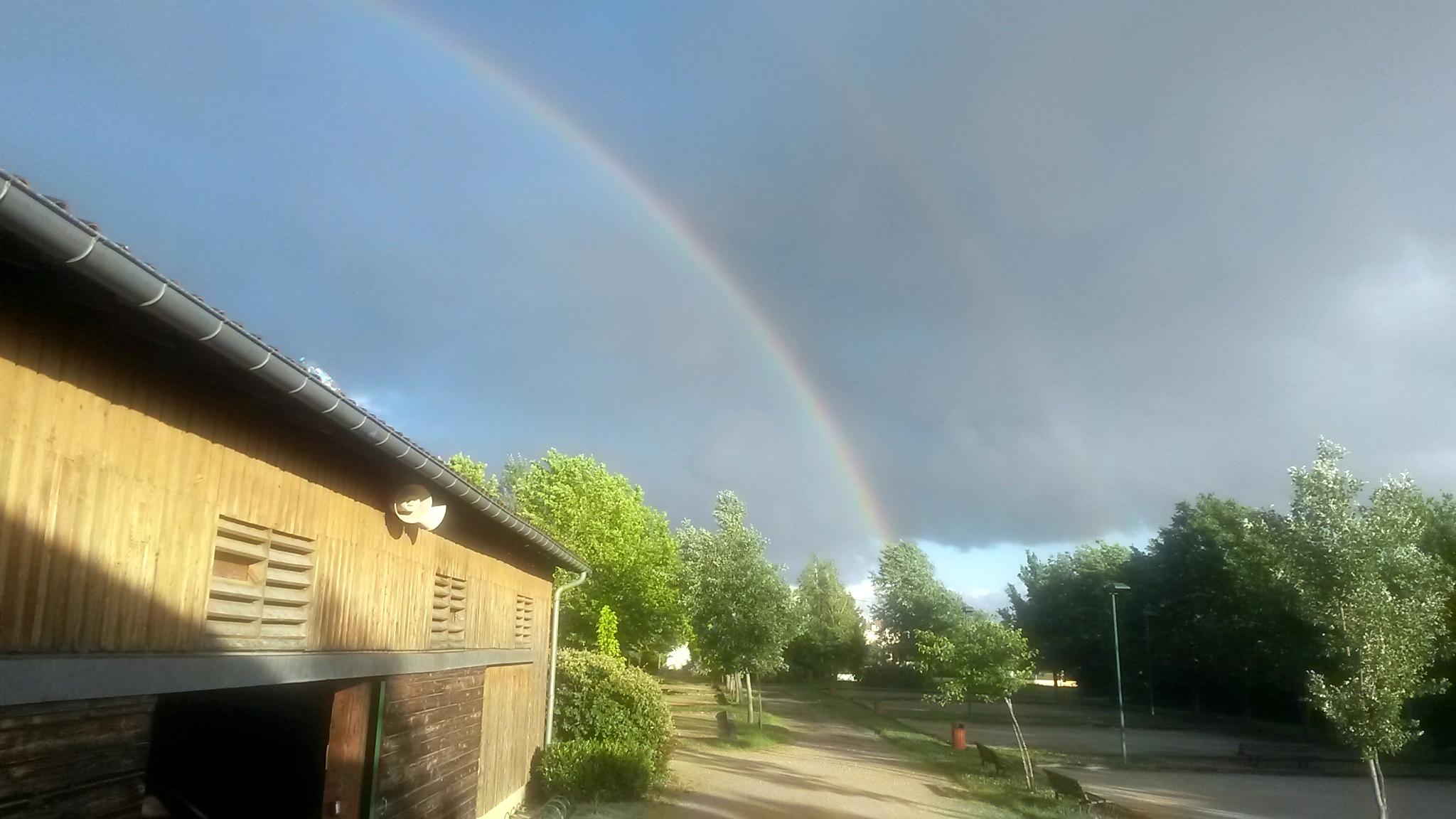 Après la pluie, le beau temps !
