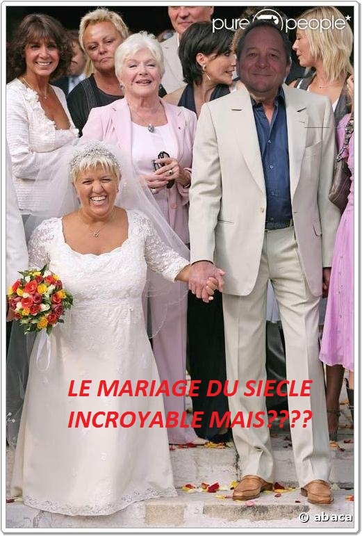 LE MARIAGE INSOLITE