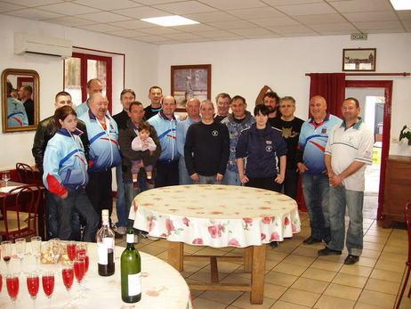 1 er tour 2010 à Henrichemont